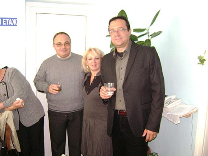 """Хоспис """"Надежда"""" 10 години юбилеен празник"""