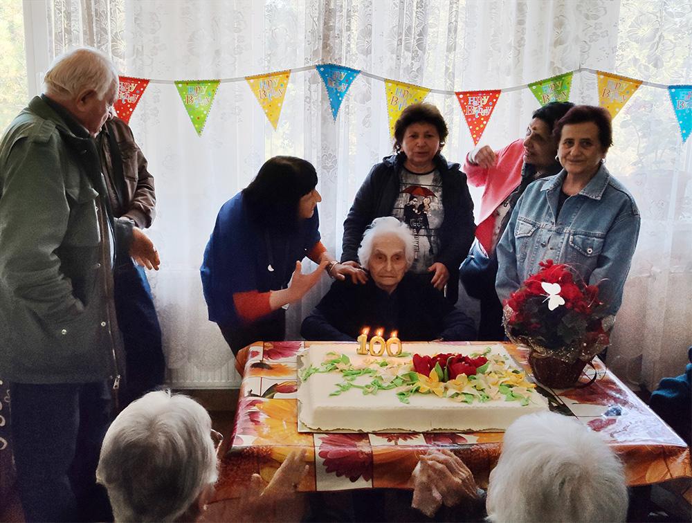100 години споделена обич